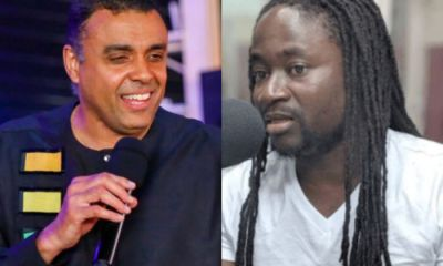 This Is Very Shamefull - Uhuru Bardman Rain Insults On Bishop Dag Heward Mills