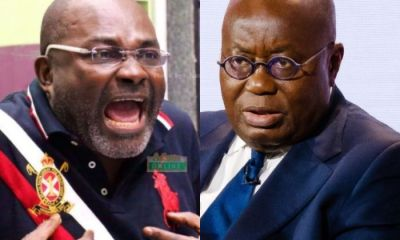 I Am Going To Stop This Once And For All If Ghanaians Vote For Me As President- Kennedy Agyapong Finally Reveals His Presidential Ambitions