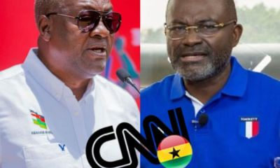 Be careful Of Mahama, He Still Remains The Biggest Threat To The NPP- Kennedy Agyapong Warns NPP