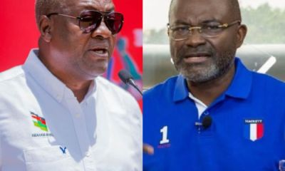 I Can Swear On My Life That Mahama Is Going To Win The 2024 Election Hands Down- Kennedy Agyapong Endorses Mahama