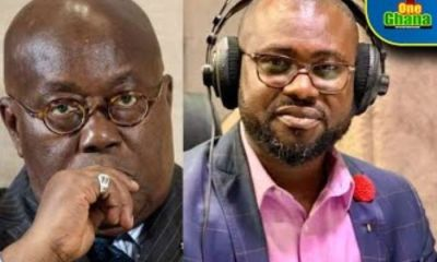 The World Will Come To An End, The Day Your Hair Begins To Grow - Abeiku Santana Boldly Tells Akufo Addo