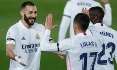 Watch All The Crazy Goals By Real Madrid In The 2020-21 Season