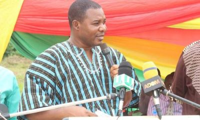 Obuasi MCE, Elijah Adansi-Bonah Exposed By Chief For Using One District One Factory Land For Galamsey