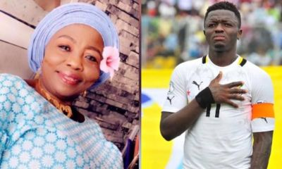 The Cause Of Sulley Muntari's Mother Death, Hajia Kande Finally Revealed