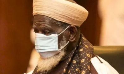 National Chief Imam, Sheikh Osman Nuhu Sharubutu Gets Angry Because Of This