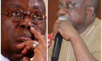 Your Men Are Into Galamsey: Aren't you Aware? - Ashanti Regional Minister EXPOSES Akufo Addo