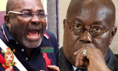 My Hands Are Tired: I Cannot Defend You Again If You Cannot Do This Simple Job- Kennedy Agyapong Tells Akufo-Addo