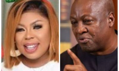 Mahama Begged Me To Do This With Him But I Said No To It - Afia Schwar Drops Dirty Secret