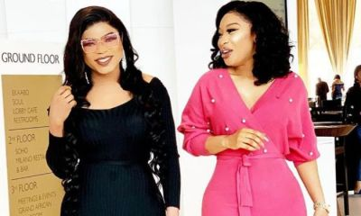 Trust Me, I Ain't No Longer A Pig And Don't Associate With The Mud - Tonto Dikeh Fires Back At Bobrisky