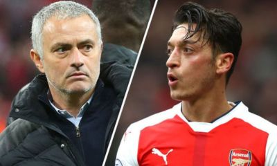 'She Has Slept With Everyone At Inter, AC Milan' – How Mourinho Made Ozil Dump Girlfriend