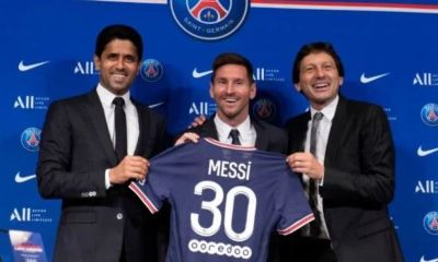 My Biggest Challenge At PSG - Lionel Messi Finally Opens Up