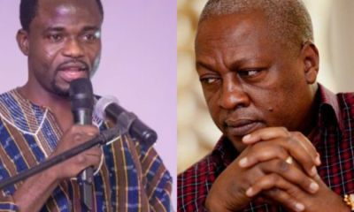Manasseh Azuri Has Gone Too Far By Telling John Mahama And The NDC This