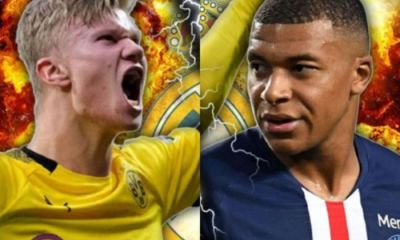 Real Madrid To Pair Mbappé And Haaland - Rumor