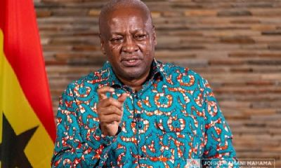 Mahama's Comment That You Can't Criticise Till You Become President Was The Truth – Oboy Siki