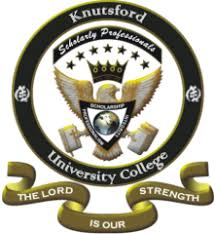 Knutsford University College Admission List