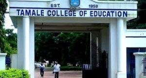 Tamale College of Education Admission Form