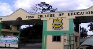 Foso College of Education Courses