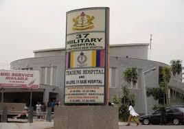 37 Military Hospital Nurses Training College Admission Form