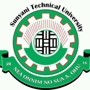 Sunyani Technical University Admission Letter