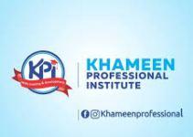 Khameen Professional Institute Recruitment