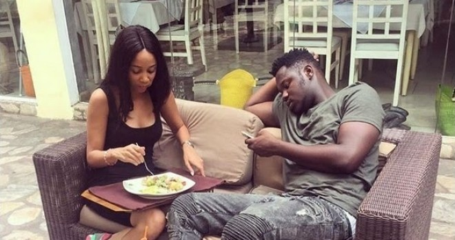 Medikal and Sister Deborah