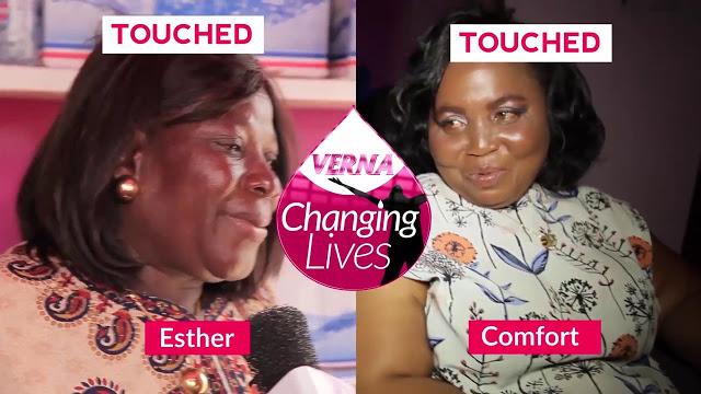 Verna Changing Lives