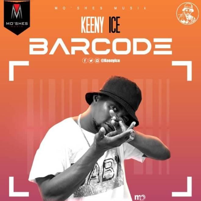 Keeny Ice - Barcode