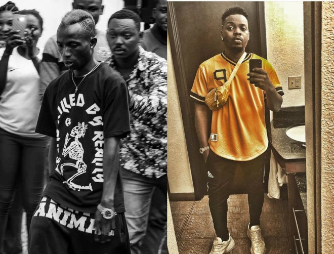 Olamide and Patapaa