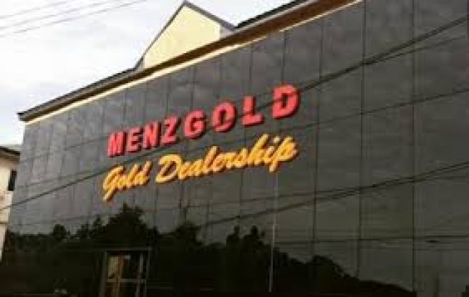 Menzgold office in East Legon