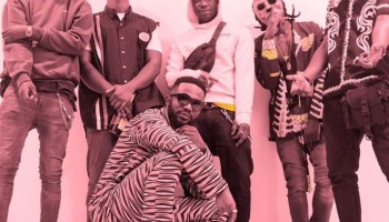WATCH: R2Bees out with another banger