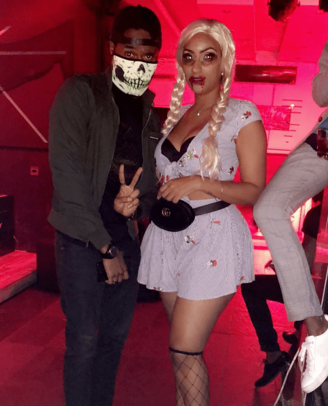 JulietIbrahim Foundation charity Halloween party