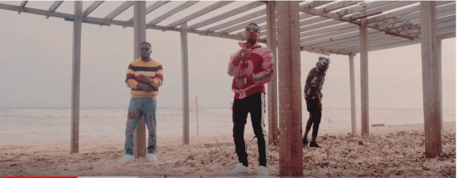 WATCH: R2bees releases official video for continental jam,