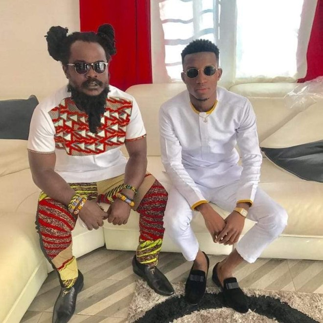 Ras Kuuku and Kofi Kinaata