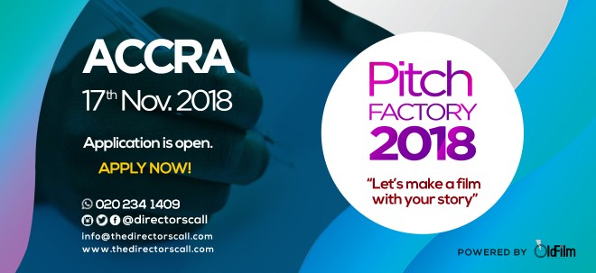Pitch Factory 2018
