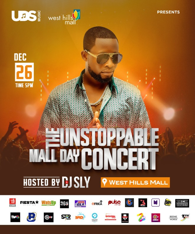 The Unstoppable Mall Day Concert