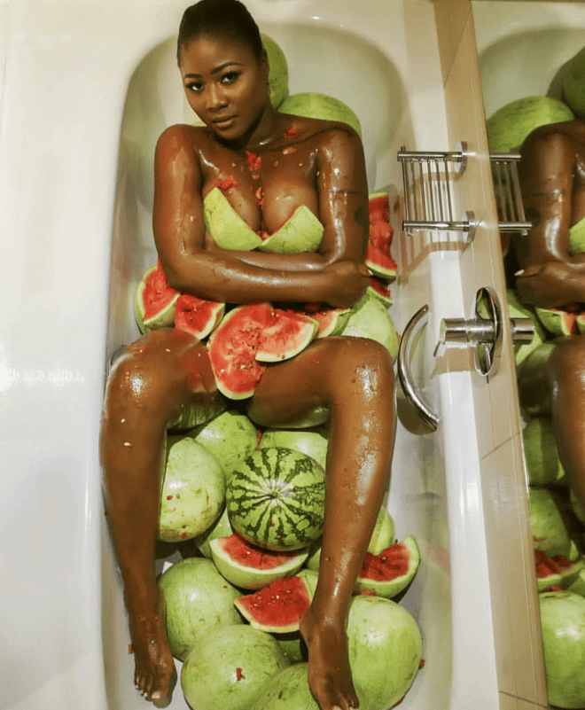 Salma Mumin birthday photo shoot