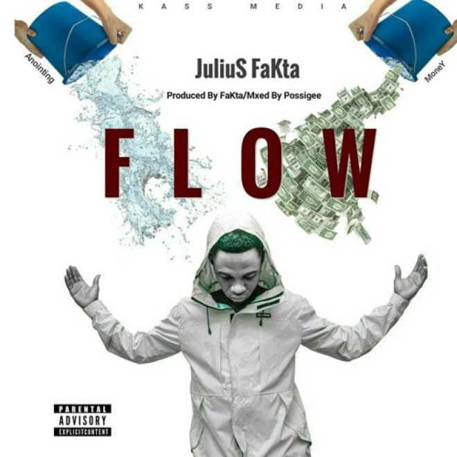 Julius Fakta - Flow cover artwork