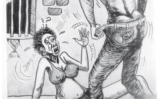 File photo: Man rapes girl