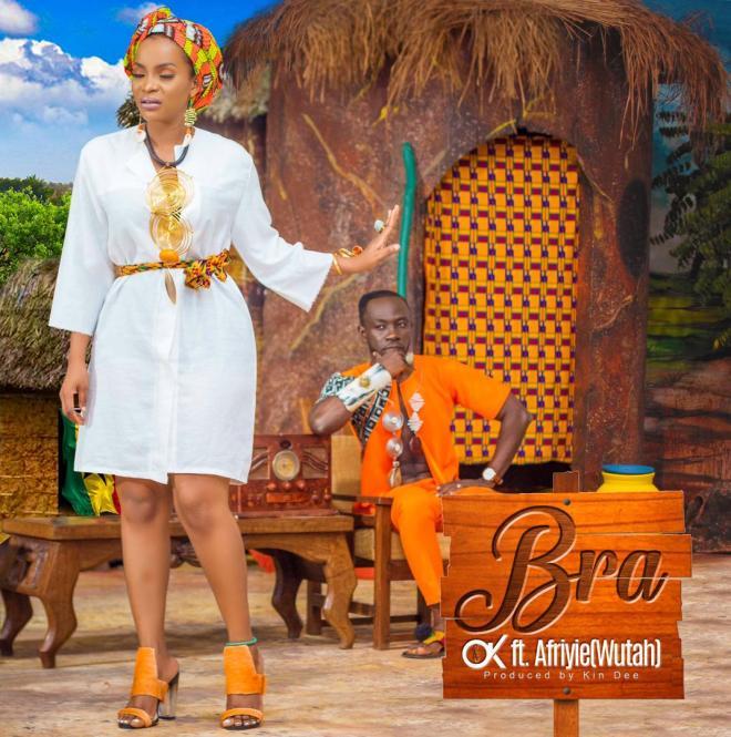 "Okyeame Kwame's ""Bra"" artwork"