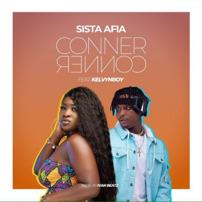 """Sista Afia out with """"Conner Conner"""" featuring Kelvynboy"""