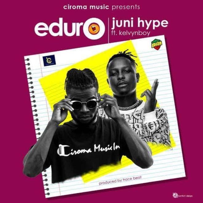 "Juni Hype releases first video for 2019 ""Eduro"" with Kelvyn Boy"