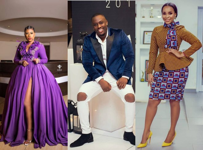 Selly Galley, Coded and Benedicta Gafah