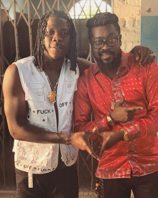 Stonebwoy and Beenie Man