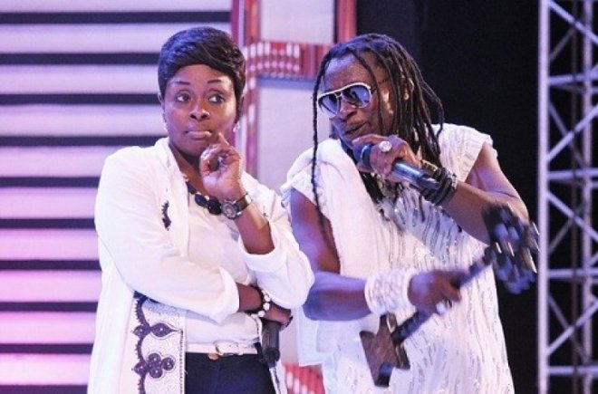 Akosua Agyapong and Amandzeba Nat Brew