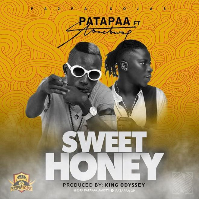 "Patapaa's ""Sweet Honey: featuring Stonebwoy"