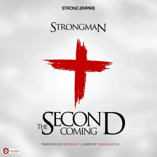 Strongman - Second Coming artwork