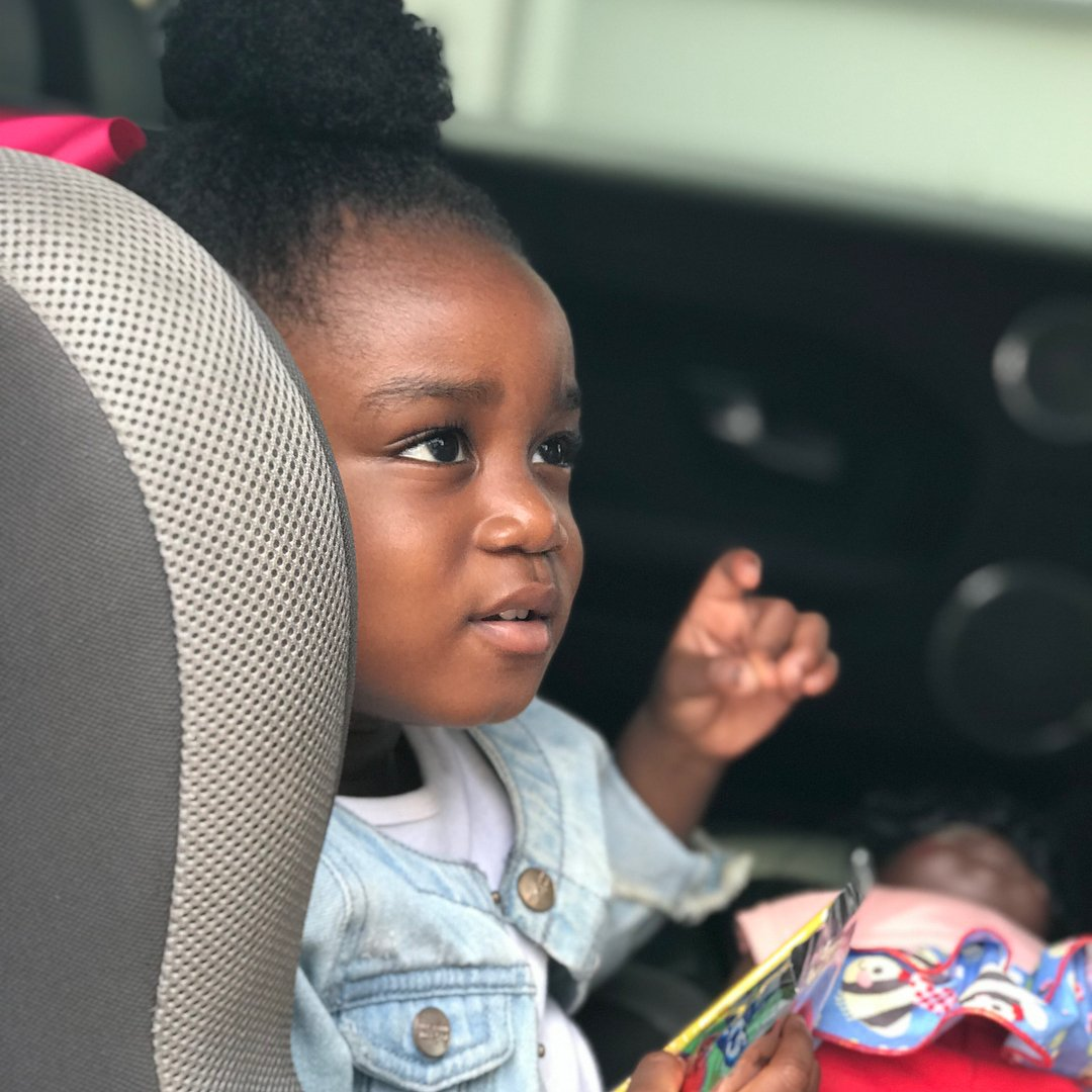 Check out these adorable photos of Titi at her 3rd birthday party –  Ghanafuo.com