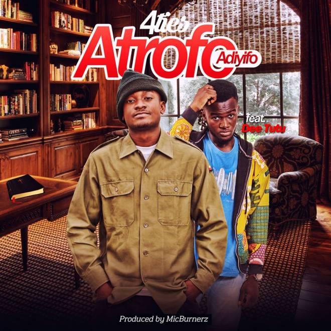 4ties' Atrofo Adiyifo cover artwork