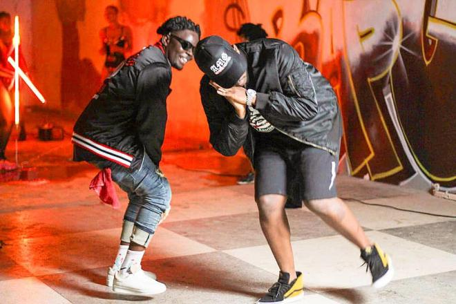 "Agbeshie out with ""Wrowroho"" official video with Medikal"