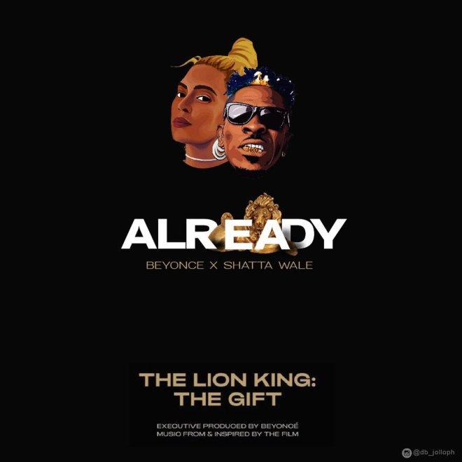 Beyonce feat Shatta Wale - Already (fan cover)